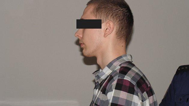 Mladík stráví ve vězení celkem třiadvacet let.