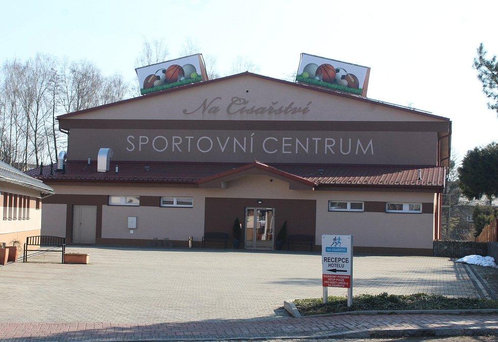 Horní Suchá. Sportovní centrum Na Císařství.