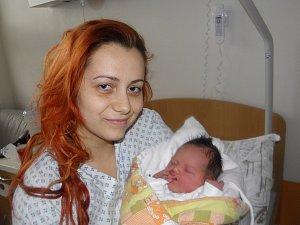 Beátka se narodila 13. prosince paní Martině Motykové z Orlové. Po narození dítě vážilo 3460 g a měřilo 50 cm.