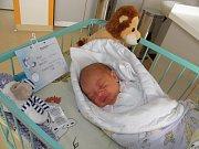 Danielek se narodil 16. října paní Andree Ustrnulové z Českého Těšína. Po porodu chlapeček vážil 3000 g a měřil 49 cm.