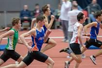Mladí karvinští atleti se představili na krajském přeboru a zapsali osobní a oddílové rekordy.