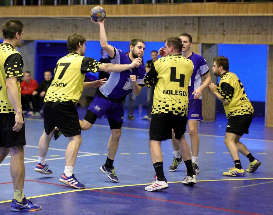 Házenkáři MHK odehráli plno kvalitních zápasů.