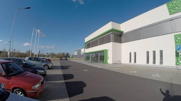 Továrna Mölnlycke Health Care v Havířově.