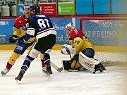 Havířov konečně porazil Budějovice a stav série je 1:3.
