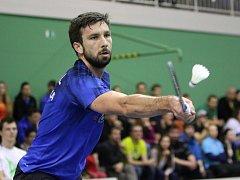 V Karviné bude k vidění kvalitní badminton.