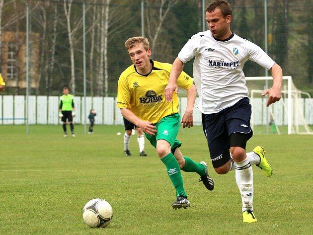 Dětmarovice získaly pátou výhru v sezoně.