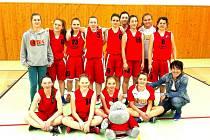 Talentované košíkářky BK Havířov po postupu do ligy uspěly i letos na podzim a vybojovaly si extraligovou příslušnost.