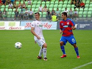 Fotbal liga: Karviná vs. Plzeň