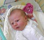 Kristýnka Drahovzalová se narodila 11. května paní Kateřině Lenartové z Českého Těšína. Porodní váha holčičky byla 3640 g a míra 50 cm.