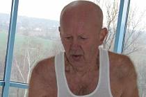Vladimír Šuster zvládl trasu za 1 minutu a 29 vteřin