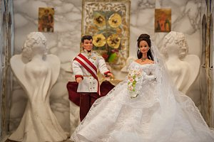 Světové dějiny očima panenky Barbie