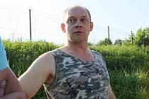 Jaroslav Šebesta z Chotěbuzi, který v dubnu loňského roku kuší zastřelil devětatřicetiletého Roma.