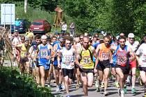 Běh na Lysou horu 2013.