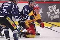 Havířovští hokejisté Jihlavu na kolena nedostali.