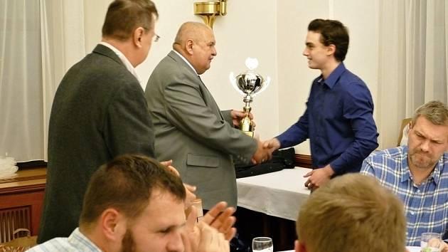 Ocenění tenisových nadějí okresu Karviná