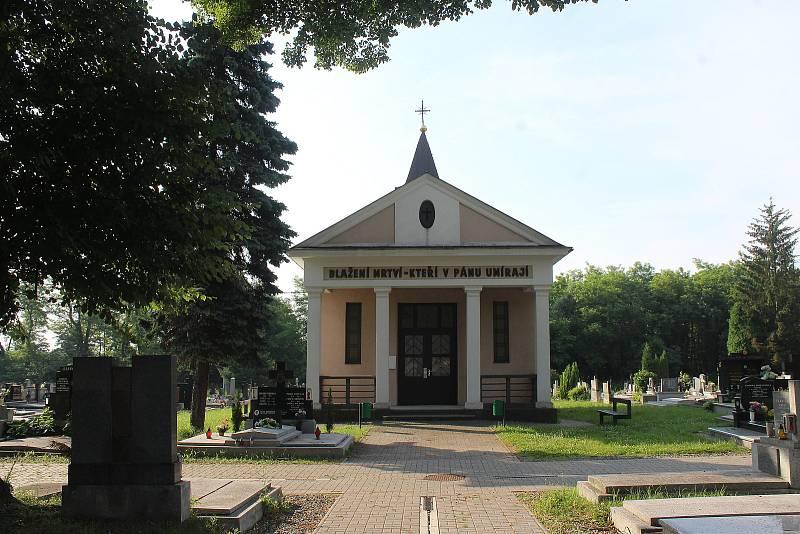 Orlová-Město. Hřbitov.