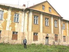 Zámeček v Doubravě.