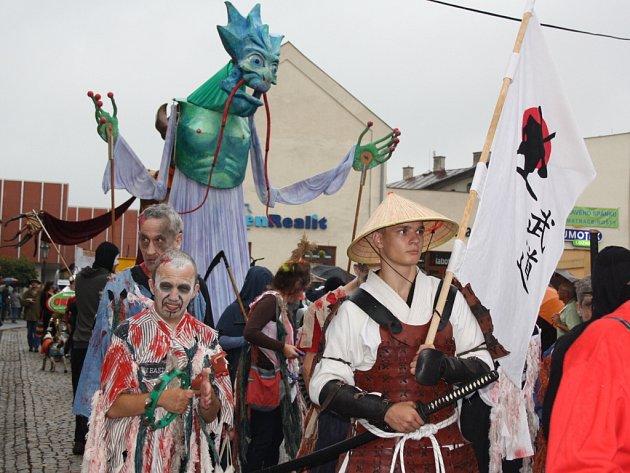 Hornické slavnosti v Karviné