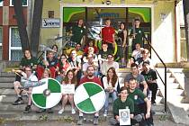 První setkání společného projektu milovníků takzvaných fantasy her proběhlo v prostorách místního volnočasového střediska Juventus.