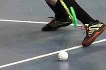 Florbalové soutěže pokračovaly. Pegres svedl vyrovnané utkání na Vinohradech.