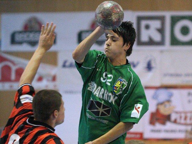 Mládežníci Baníku (na snímku Jakub Gasior) potvrzují v dorosteneckých soutěžích medailové ambice.
