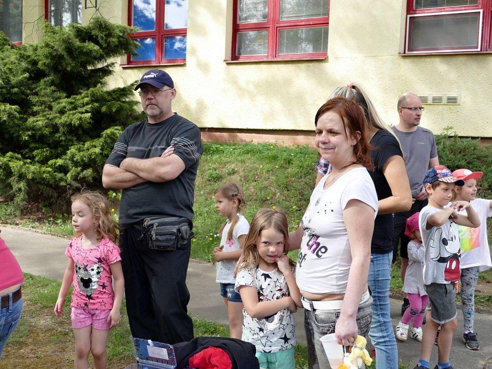 Den země v MŠ Kosmonautů v Havířově.