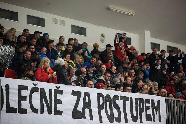 Atmosféra vČeském Těšíně byla vynikající.
