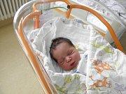Viktorie Gáborová se narodila 14. března mamince Anetě Gáborové z Karviné. Porodní váha holčičky byla 2980 g a míra 47 cm.