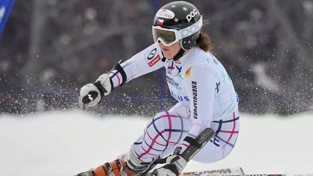 Pauláthová ve Švýcarsku ožila.
