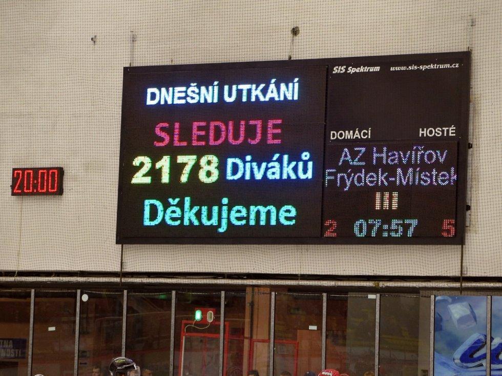 AZ Havířov - HC Frýdek-Místek.