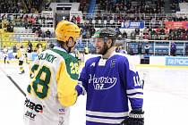 Jan Maruna (vpravo) vede Havířov jako kapitán.