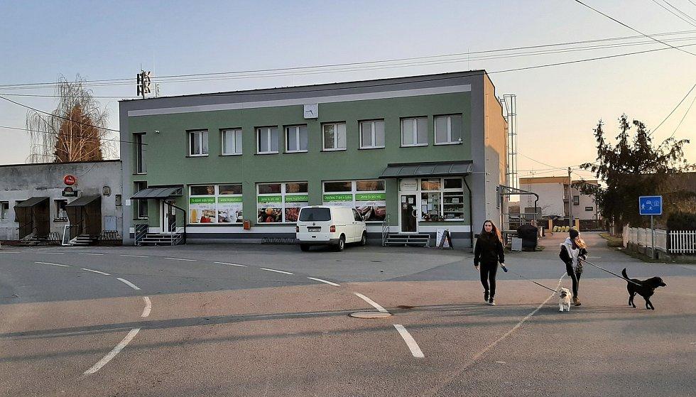 Věřňovice, obchod Věranka