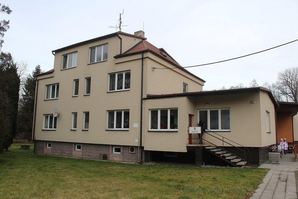 Dolní Lutyně. DPS