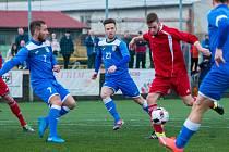Havířovští fotbalisté stahují náskok Valašského Meziříčí.