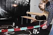 Zahrát si na detektiva má možnost každý návštěvník nové výstavy v havířovské výstavní síni Musaion.