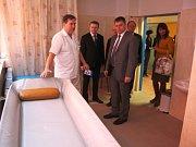 Nemocnice v Karviné–Ráji otevřela zrekonstruovanou kuchyň a jídelnu.