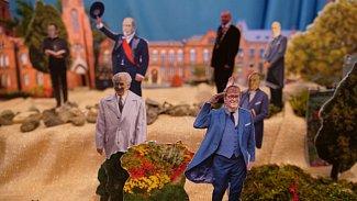 V Bohumíně mají netradiční betlém s figurkami osobností z minulosti i současnosti.