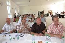 Oslavy 100 let organizované tělovýchovy a 80 let kopané v Horní Suché.