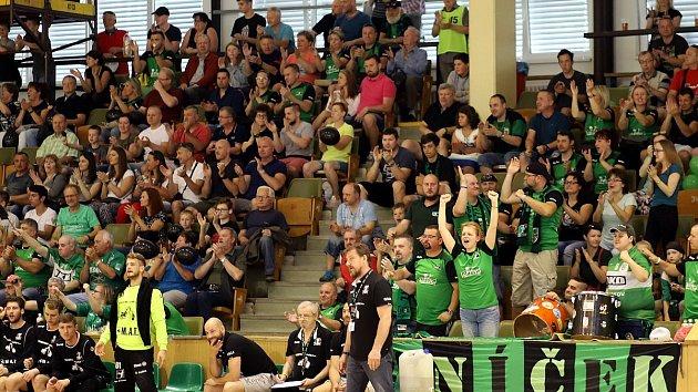 Handbal: Karviná - Plzeň 2. finále
