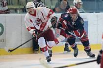 Hokejisté Karviné prohráli s Opavou.