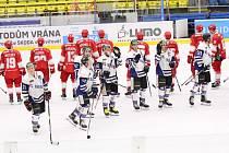 Hokejisté Havířova se radují, v derby přehráli Porubu.