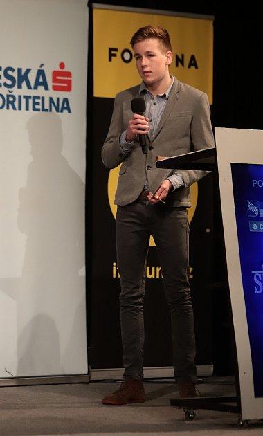 Ondřej Kukrecht - sportovní hvězda Deníku za rok 2017.