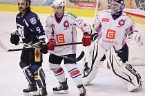 Hokejisté Havířova odehráli pohledné utkání, avšak prohráli.