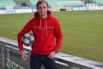 Lukáš Čmelík se připojil k ligovému týmu.