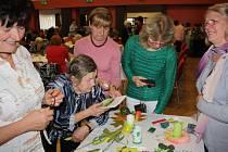 Více jak 160 dam z klubů žen PZKO v celém kraji se v sobotu sešlo na velkém podzimním setkání ve Stonavě.