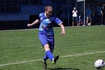 Fotbalistky Havířova potkal výbuch v nejnevhodnější moment.