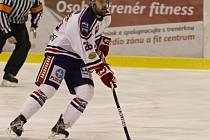 David Mikšan, nejproduktivnější borec hokejové Karviné.
