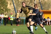 Fotbalisté Dětmarovic v prvním jarním utkání neuspěli.