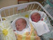 Dvojčátka Danielek a Natálka se narodila 26. listopadu mamince Denise Míčkové z Karviné. Po narození vážil Danielek 2890 g a měřil 47 cm, jeho sestřička Natálka vážila 2900 g a měřila 46 cm.