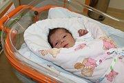Mamince Julii Balogové z Karviné se 9. března narodil syn Adam Ferenc. Po porodu miminko vážilo 3140 g a měřilo 48 cm.